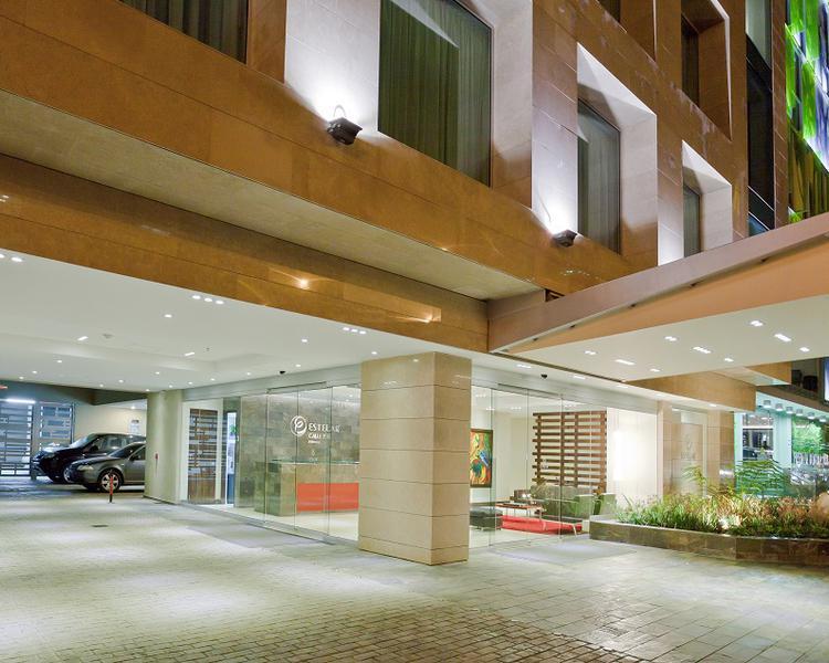 Facade ESTELAR Calle 100 Hotel Bogota